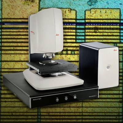 徕卡DCM8光学表面测量系统-3d形貌测量显微镜